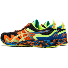 asics Gel-Noosa Tri 12 Shoes Men, black/lime green